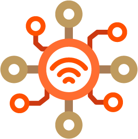 Digital Network icon