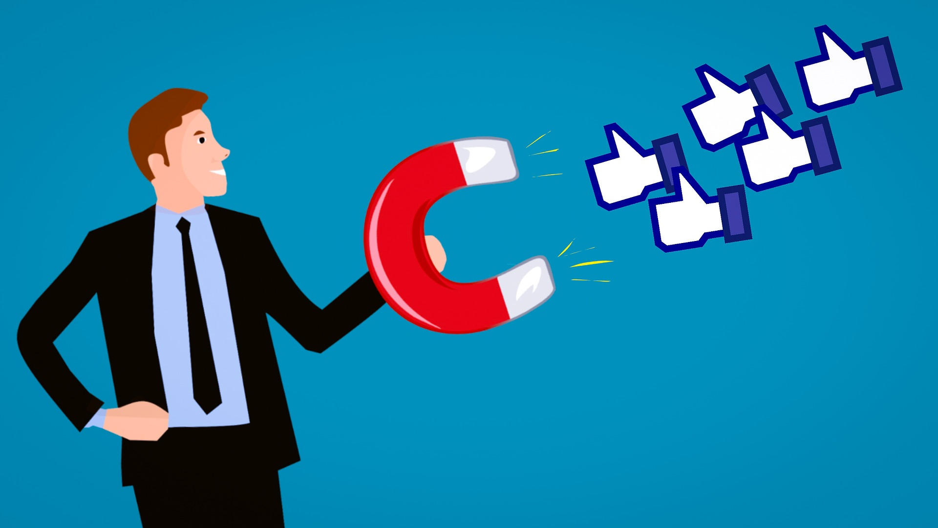 You are going to be a magnet to likes with these Digital marketing tips.