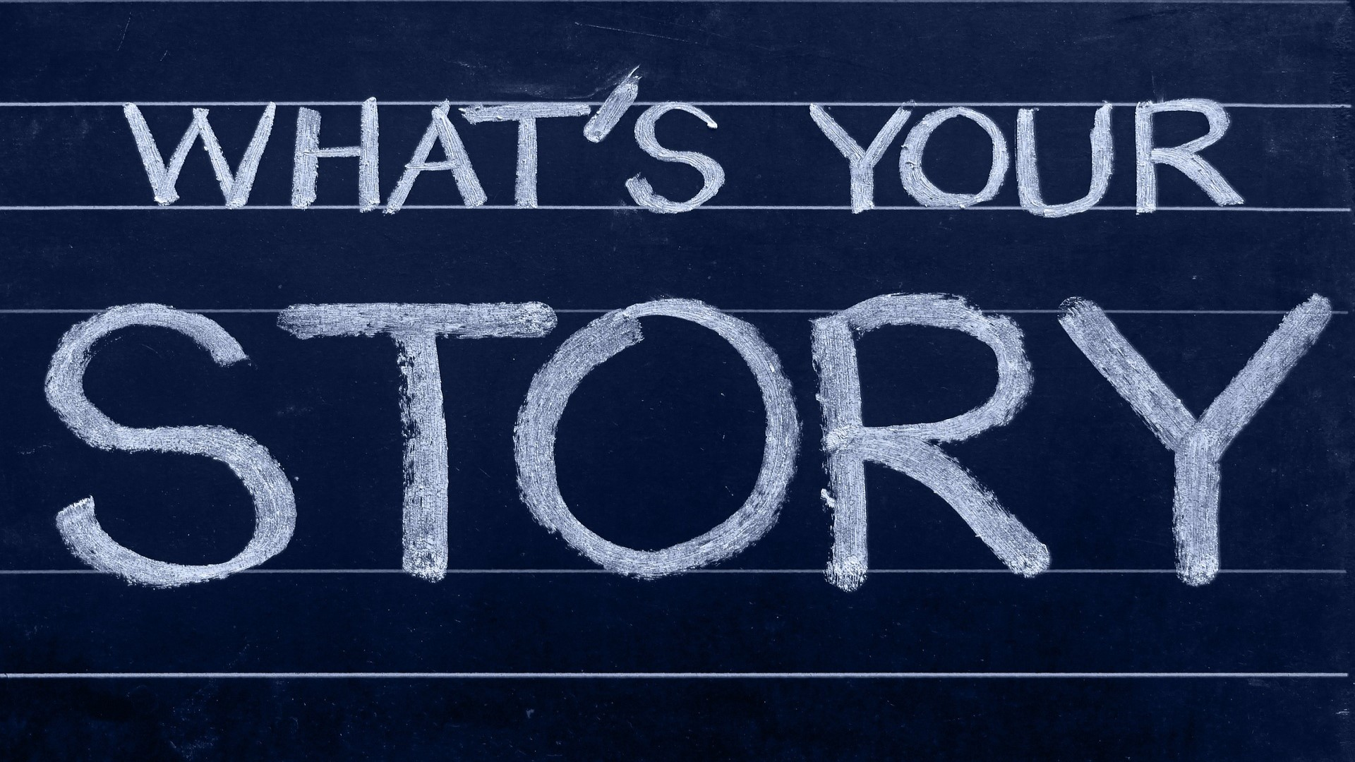 What's your story is your Brand Identity.