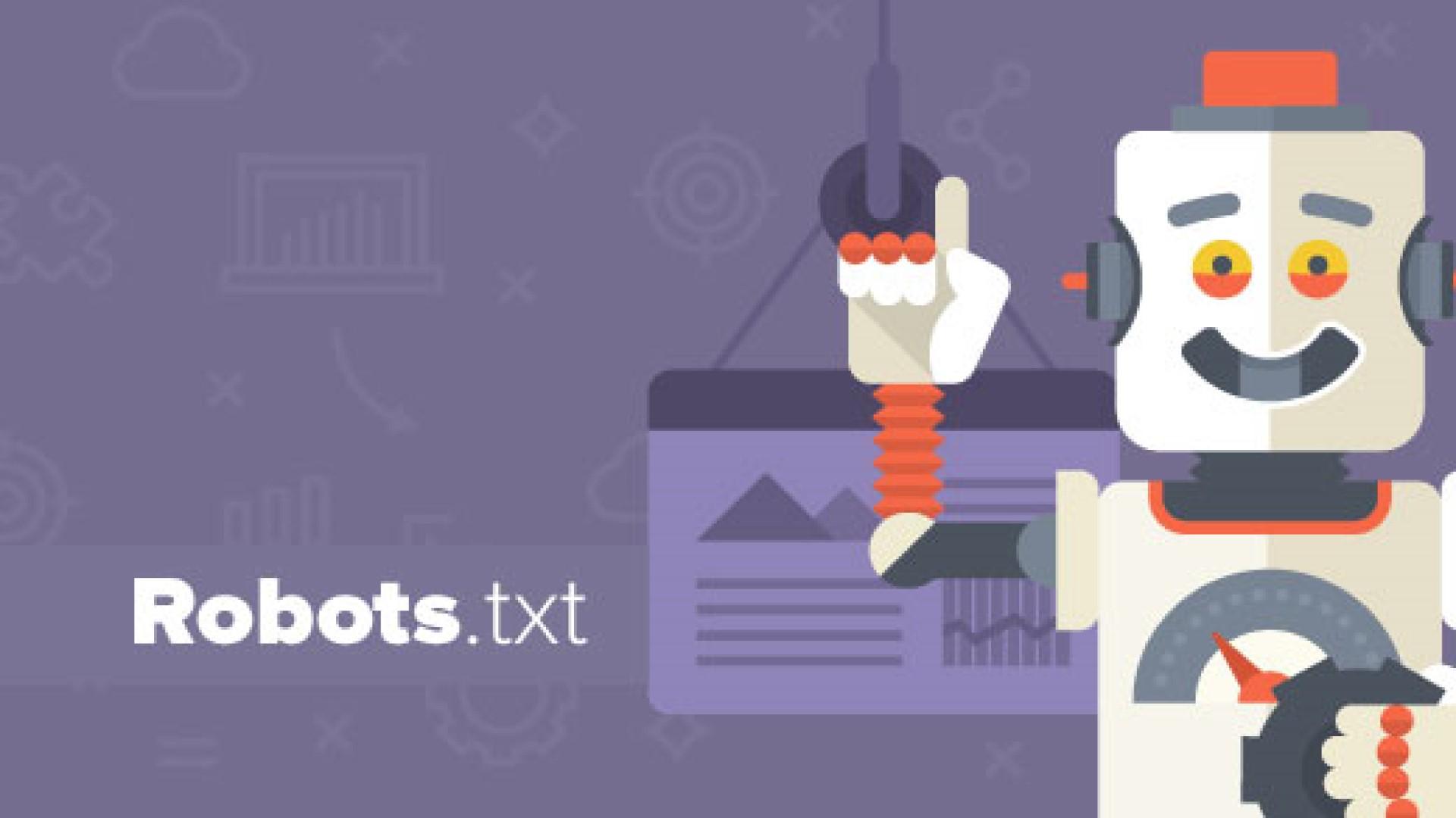 A good robots.txt can help avoid negative seo.