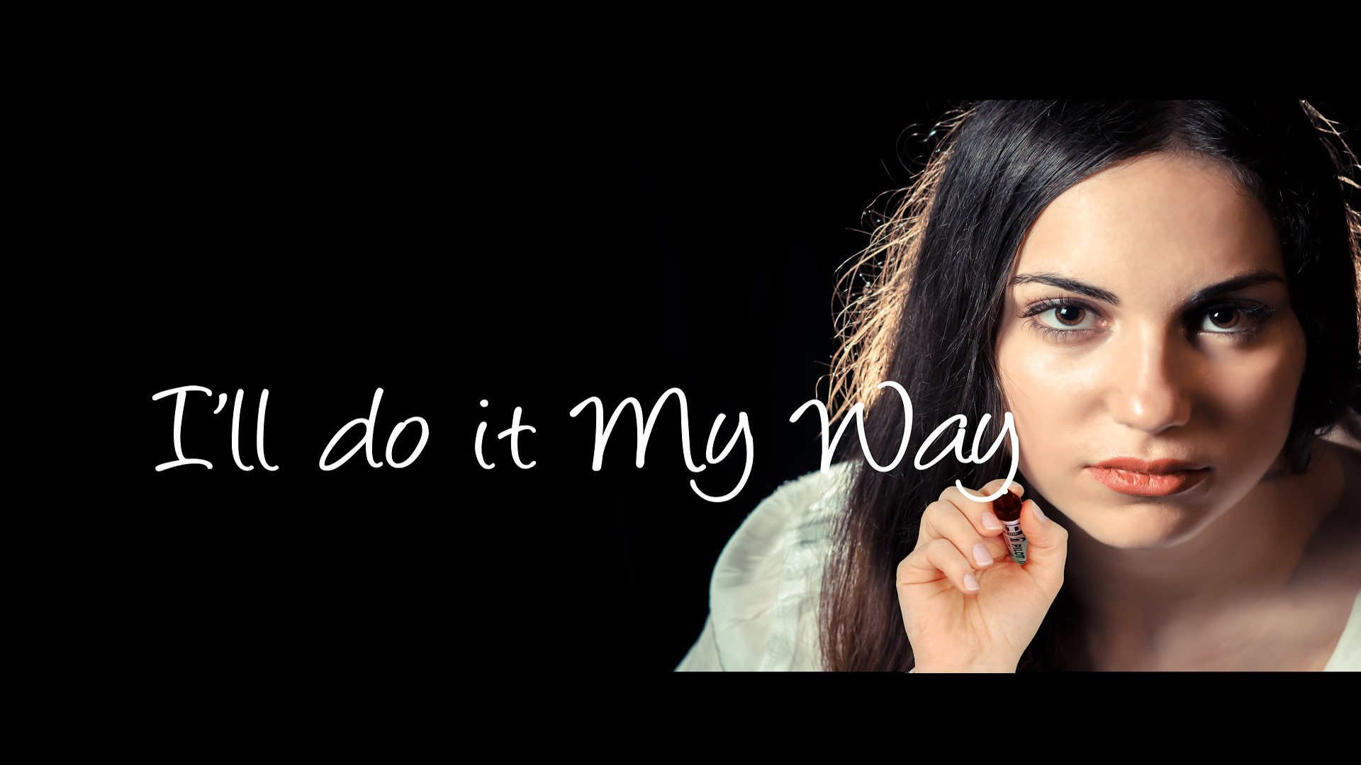 I'll do it my way is not content marketing.