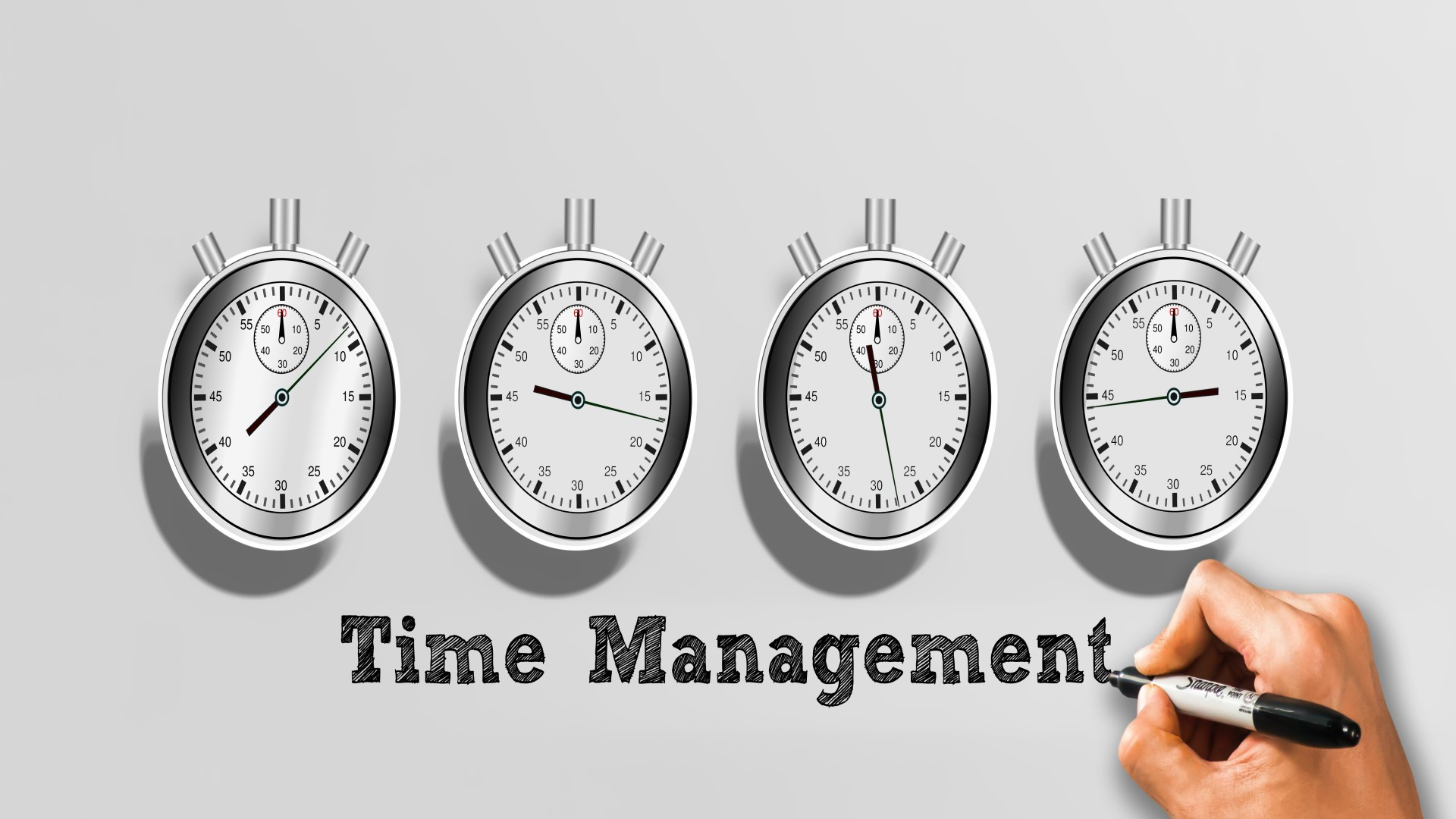 Take your time is a keyword for good content marketing.